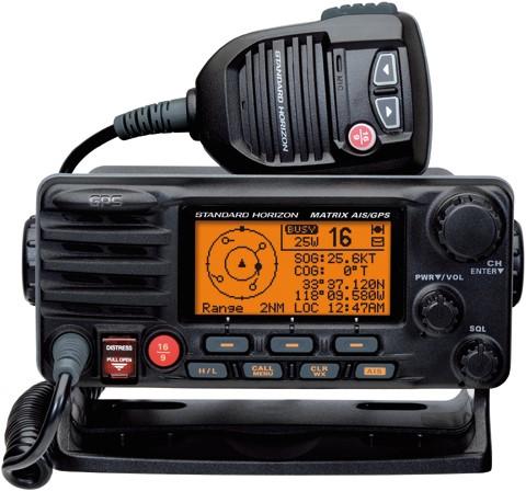 Standard Horizon GX2200 E DSC/GPS/AIS Marifoon