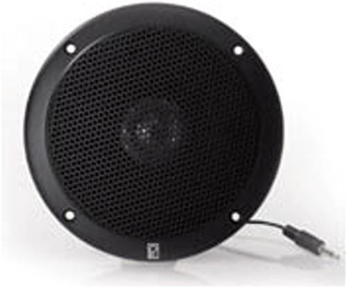 Marifoon speaker inbouw waterdicht zwart