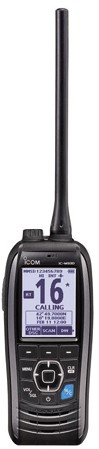 Icom M93D DSC/GPS Handmarifoon