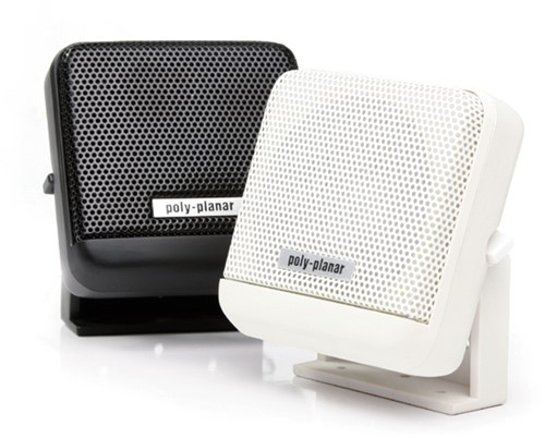 Marifoon speaker groot waterd. zwart
