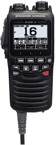 Standard Horizon SSM-70H Remote mic RAM4