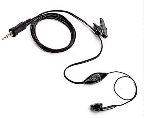 Standard Horizon SSM-55A earplugs