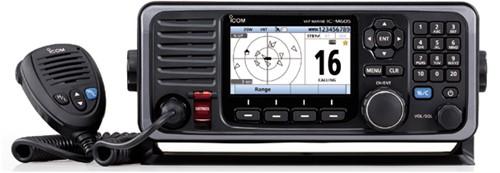 Icom M605 Euro Marifoon AIS/DSC