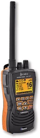 Cobra HH600 VHF-ATIS-GPS Handmarifoon