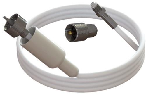 VHF 10 meter kabelpakket - P60