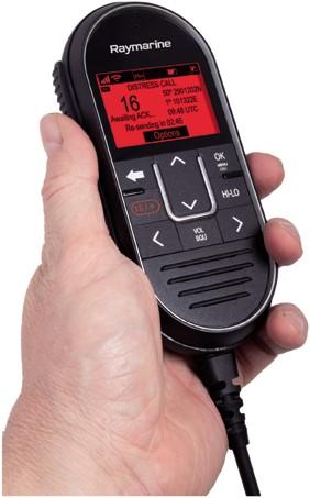 Ray 91 VHF Black Box met AIS o