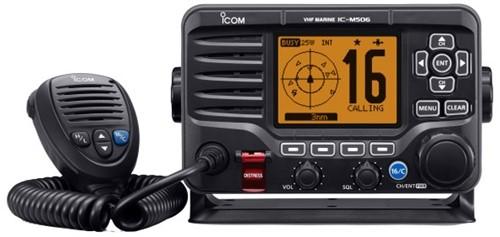 Icom M506GE Euro Marifoon AIS/DSC
