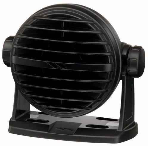 Marifoon speaker Standard Horizon zwart