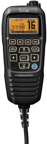 Commandmic HM195B for M423G Zwart